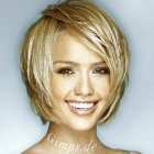 Medium length haircuts for oval faces