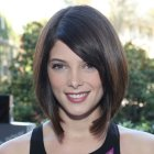 Medium length haircuts for round face