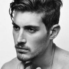 Mens hairstyle for 2015