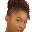 Natural black hairstyles for black women