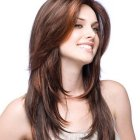 New hairstyle for long hair 2015