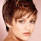 New hairstyles for short hair women