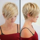 New short hairstyles for women 2015