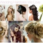 Pics of bridal hairstyle