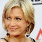 Pics of short haircuts for women over 50