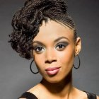 Pictures of braided hairstyles for black women