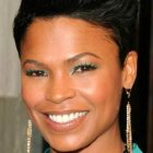 Pictures of short black hair styles
