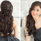 Prom hairstyles down 2015