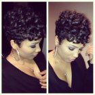 Short black hairstyles for 2015