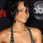 Short curly bobs hairstyles