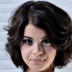 Short cuts for thick hair