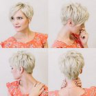 Short haircut images for women