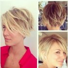 Short haircuts 2015 trends