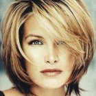 Short hairstyle womens