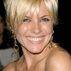 Short hairstyles for celebrities
