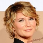 Short hairstyles for curly