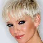 Short styles for thin hair