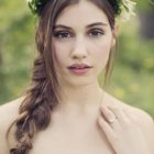 Simple hairstyles for wedding