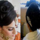 Traditional bridal hairstyles