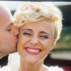 Wedding hairstyles for very short hair