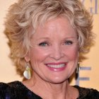 Curly hairstyles for older women