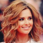 Curly hairstyles for shoulder length hair