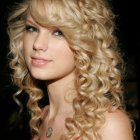 Curly hairstyles ideas