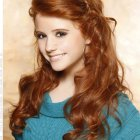 Cute easy hairstyles for curly hair