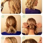 Easy up hairstyles for long hair