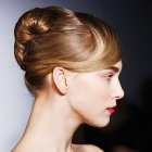 French hairstyles for long hair