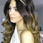 Grecian prom hairstyles