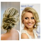 Hairstyle for prom night