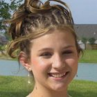 Hairstyle ideas for prom