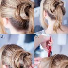 Hairstyle tutorials for long hair