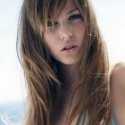 Hairstyles for long length hair