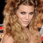 Ideas for curly hairstyles
