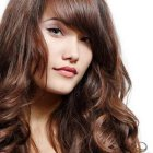 Images of curly hairstyles