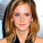 Medium length hairstyles for round face