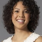 Naturally short curly hairstyles