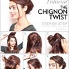 Prom hairstyle tutorial