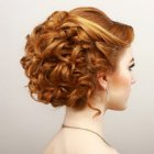 Prom hairstyles up and curly
