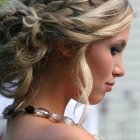 Prom updos hairstyles