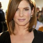 Short hairstyles for women with long faces