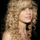 Types of curly hairstyles