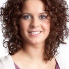 Women curly hairstyles