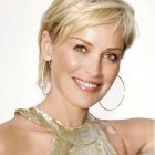 Lady short hairstyles