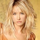 Layered haircuts for women
