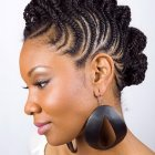 Natural hairstyles for black women