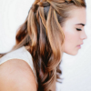 Prom hairstyles with braids