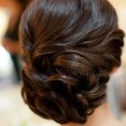 Up hairstyles for prom